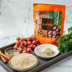Real Food Blends Quinoa, Kale & Hemp